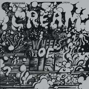 """Wheels of Fire"" - Cream - 196 is listed (or ranked) 13 on the list The 50 Greatest Albums Released Between 1960 - 1969"
