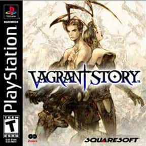 Vagrant Story is listed (or ranked) 17 on the list The Best Playstation 1 (PS1,PSX,PSOne) RPG