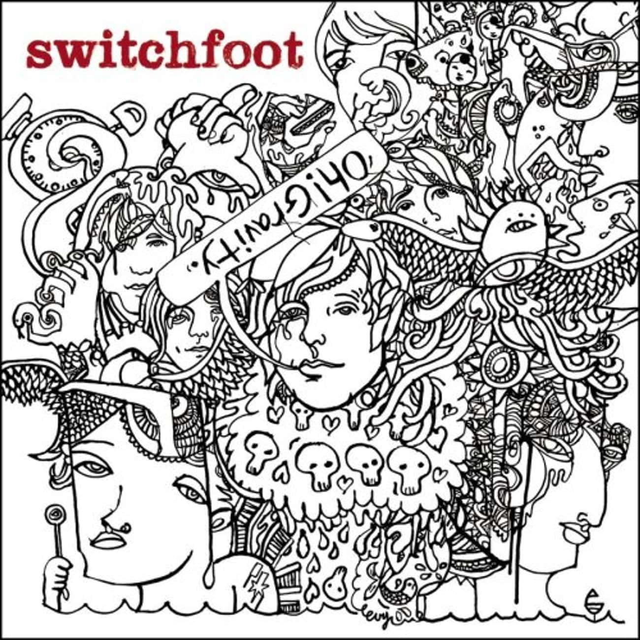Oh! Gravity. is listed (or ranked) 4 on the list The Best Switchfoot Albums of All Time