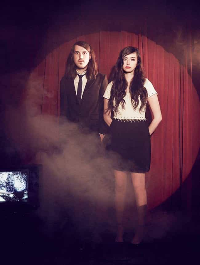 Cults is listed (or ranked) 7 on the list Bands That Are (Or Were) Couples