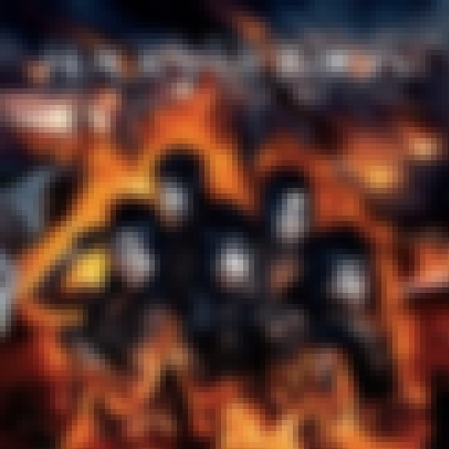 Set the World On Fire is listed (or ranked) 3 on the list The Best Black Veil Brides Albums of All Time