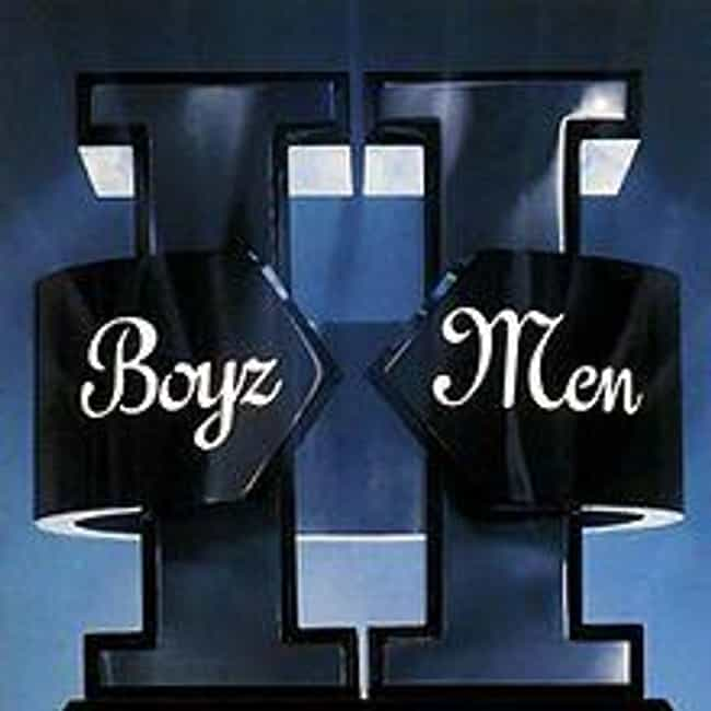 II is listed (or ranked) 1 on the list The Best Boyz II Men Albums of All Time