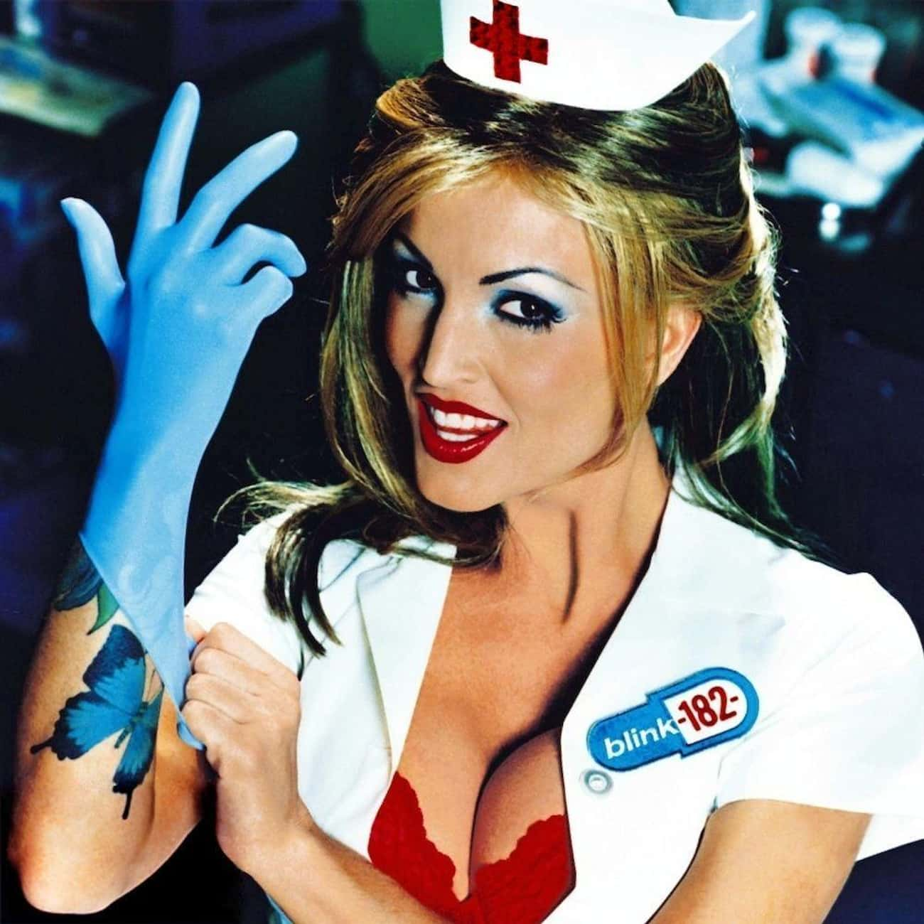 Enema of the State is listed (or ranked) 3 on the list The Best Blink-182 Albums of All-Time