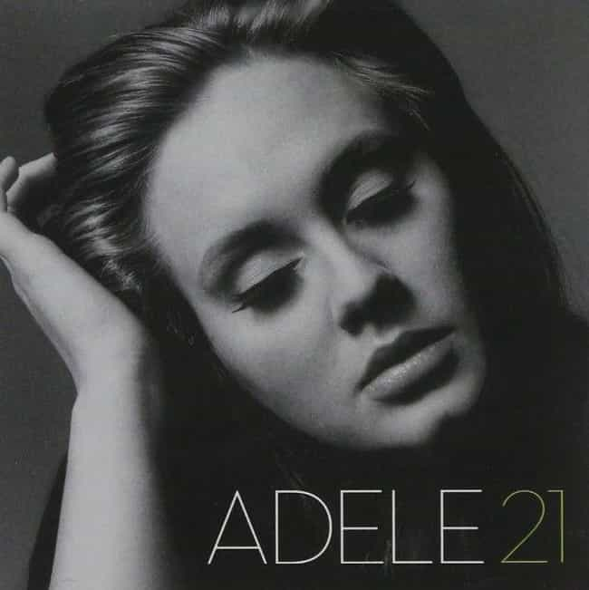 21 is listed (or ranked) 1 on the list The Best Adele Albums, Ranked