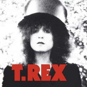 T. Rex is listed (or ranked) 22 on the list The Best Self-Titled Albums