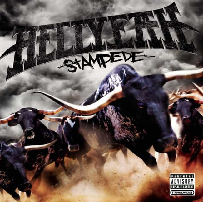 Stampede is listed (or ranked) 4 on the list The Best Hellyeah Albums, Ranked