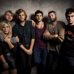 The Head and the Heart is listed (or ranked) 4 on the list The Best Bands Like Mumford And Sons