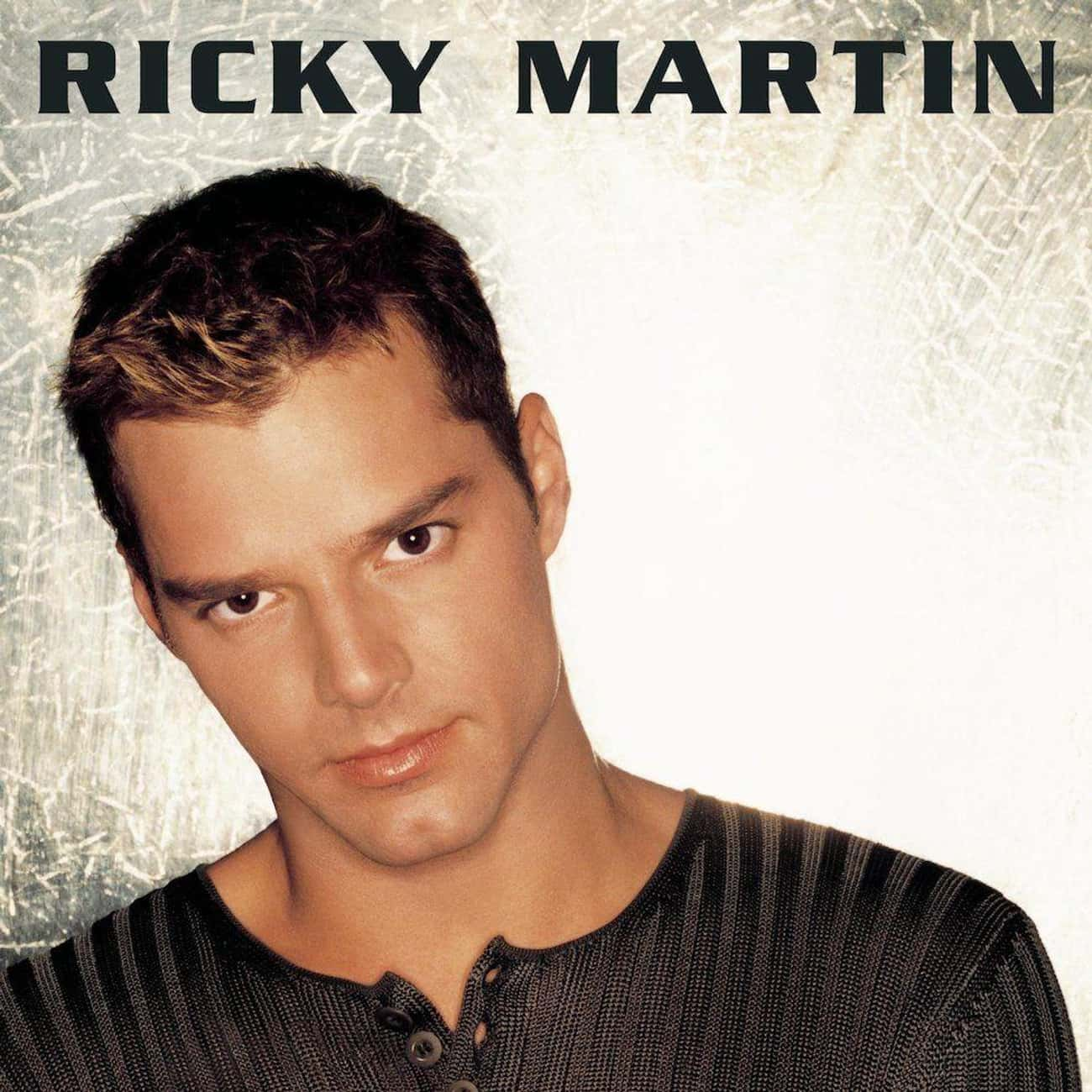 'Ricky Martin' - Ricky Martin is listed (or ranked) 4 on the list What '90s CDs Are You Most Embarrassed You Owned?