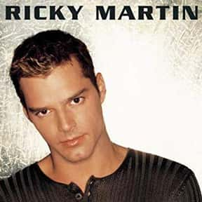 Ricky Martin is listed (or ranked) 23 on the list The Best Self-Titled Albums