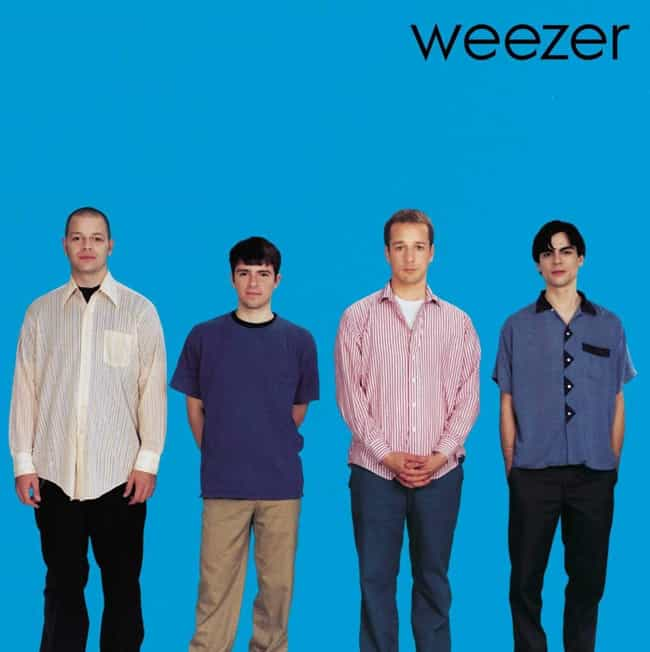 Weezer is listed (or ranked) 2 on the list The Best Weezer Albums of All Time
