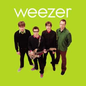 Weezer (The Blue Album) is listed (or ranked) 21 on the list The Best Albums of the 1990s