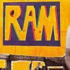 Ram is listed (or ranked) 1 on the list The Best Paul McCartney Albums of All Time