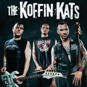 Koffin Kats is listed (or ranked) 8 on the list The Best Horror Punk Bands