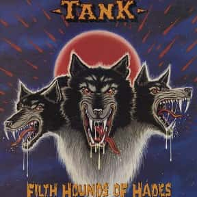 Tank is listed (or ranked) 24 on the list The Best New Wave Of British Heavy Metal Bands