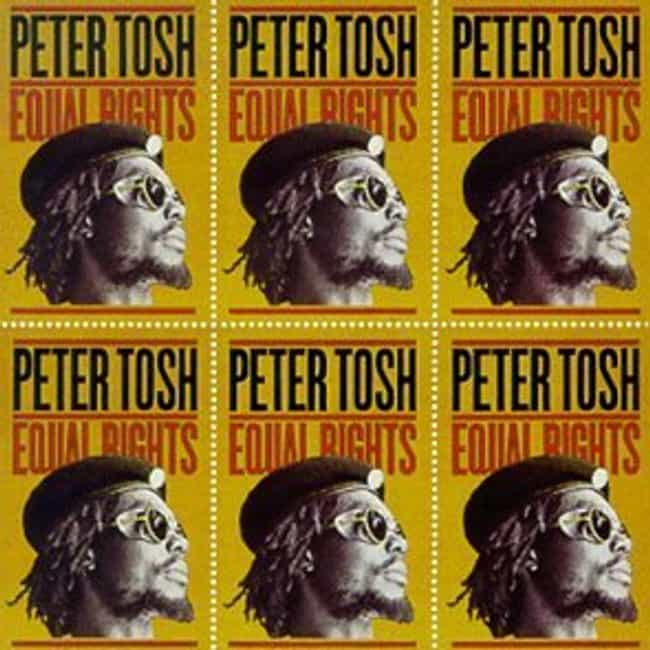 Equal Rights is listed (or ranked) 1 on the list The Best Peter Tosh Albums of All Time