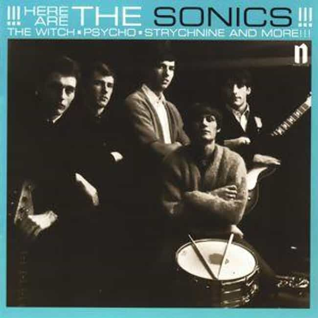 Here Are The Sonics is listed (or ranked) 4 on the list The 12 Strangest Albums With Rabid Cult Followings