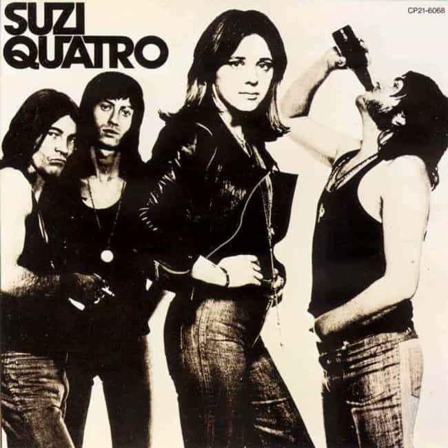 Suzi Quatro is listed (or ranked) 1 on the list The Best Suzi Quatro Albums of All Time