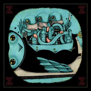 Z is listed (or ranked) 1 on the list The Best My Morning Jacket Albums, Ranked