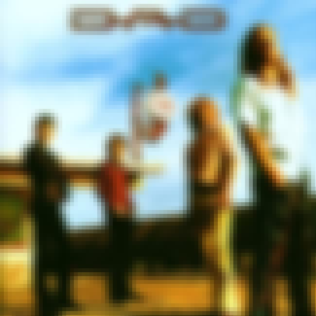 Everything Glows is listed (or ranked) 4 on the list The Best D-A-D Albums of All Time