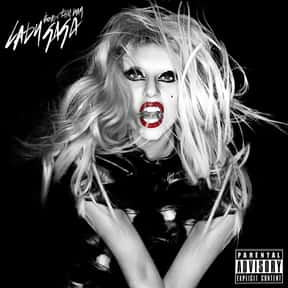 Born This Way [2011] is listed (or ranked) 1 on the list The Greatest Pop Albums Of The 2010s, Ranked