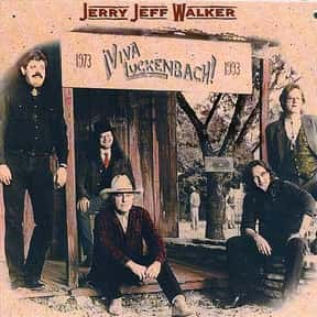 Viva Luckenbach is listed (or ranked) 23 on the list The Best Jerry Jeff Walker Albums of All Time