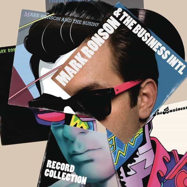 Record Collection is listed (or ranked) 2 on the list The Best Mark Ronson Albums, Ranked