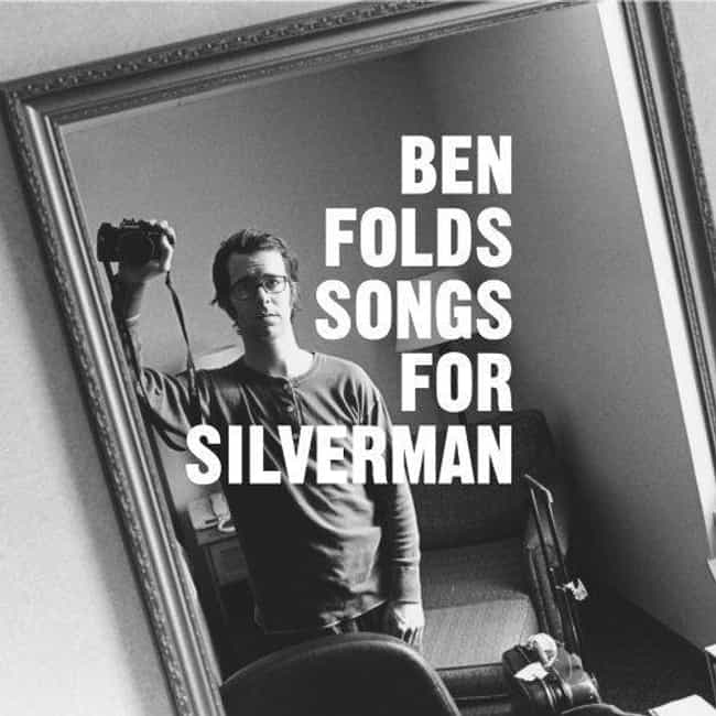 Songs for Silverman is listed (or ranked) 1 on the list The Best Ben Folds Albums of All Time