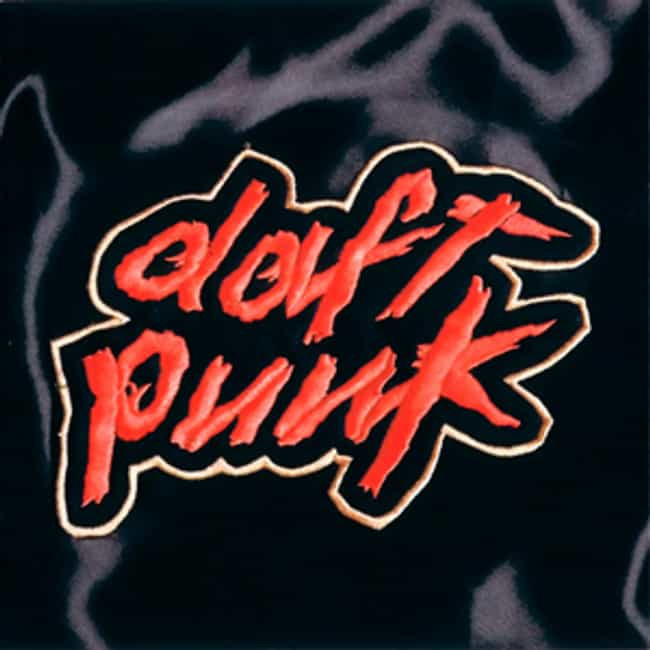 Homework is listed (or ranked) 3 on the list The Best Daft Punk Albums of All Time