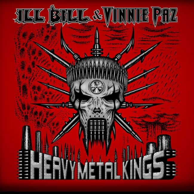 Heavy Metal Kings is listed (or ranked) 4 on the list The Best Ill Bill Albums of All Time