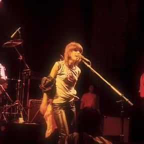 The Pretenders is listed (or ranked) 7 on the list The Greatest Chick Rock Bands Ever