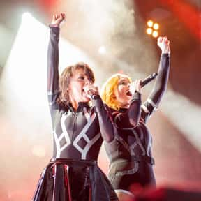 Icona Pop is listed (or ranked) 21 on the list Who Is The Most Famous Girl Group In The World Right Now?