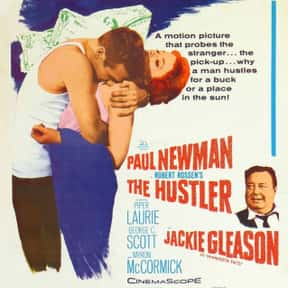 The Hustler is listed (or ranked) 23 on the list The Best Oscar-Nominated Movies of the 1960s