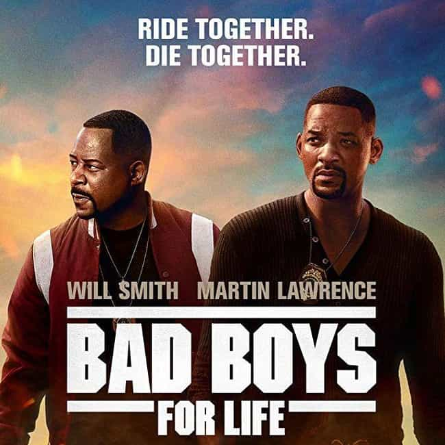 Bad Boys for Life is listed (or ranked) 1 on the list The Best Date Movies Out Now