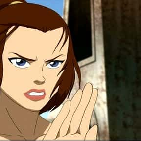 Suki is listed (or ranked) 7 on the list Who Was The MVP Of Avatar: The Last Airbender?