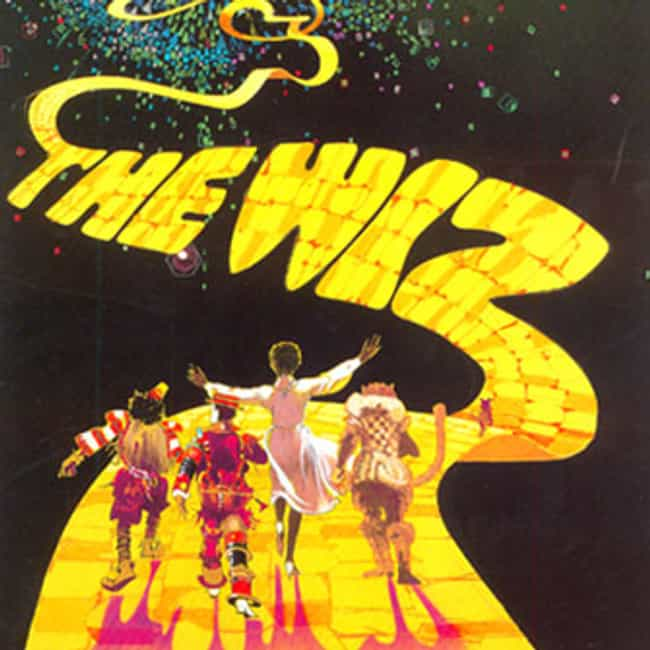 The Wiz is listed (or ranked) 4 on the list The Most Inspiring Movie / Film / Animation for the Black Child