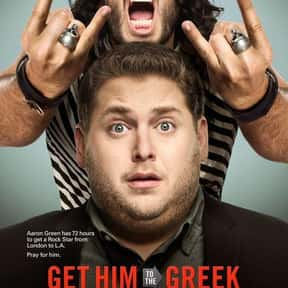 Get Him to the Greek is listed (or ranked) 2 on the list The Funniest Movies About Vegas