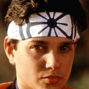 Daniel Larusso is listed (or ranked) 8 on the list Fictional Characters Named Dan, Danny, & Daniel