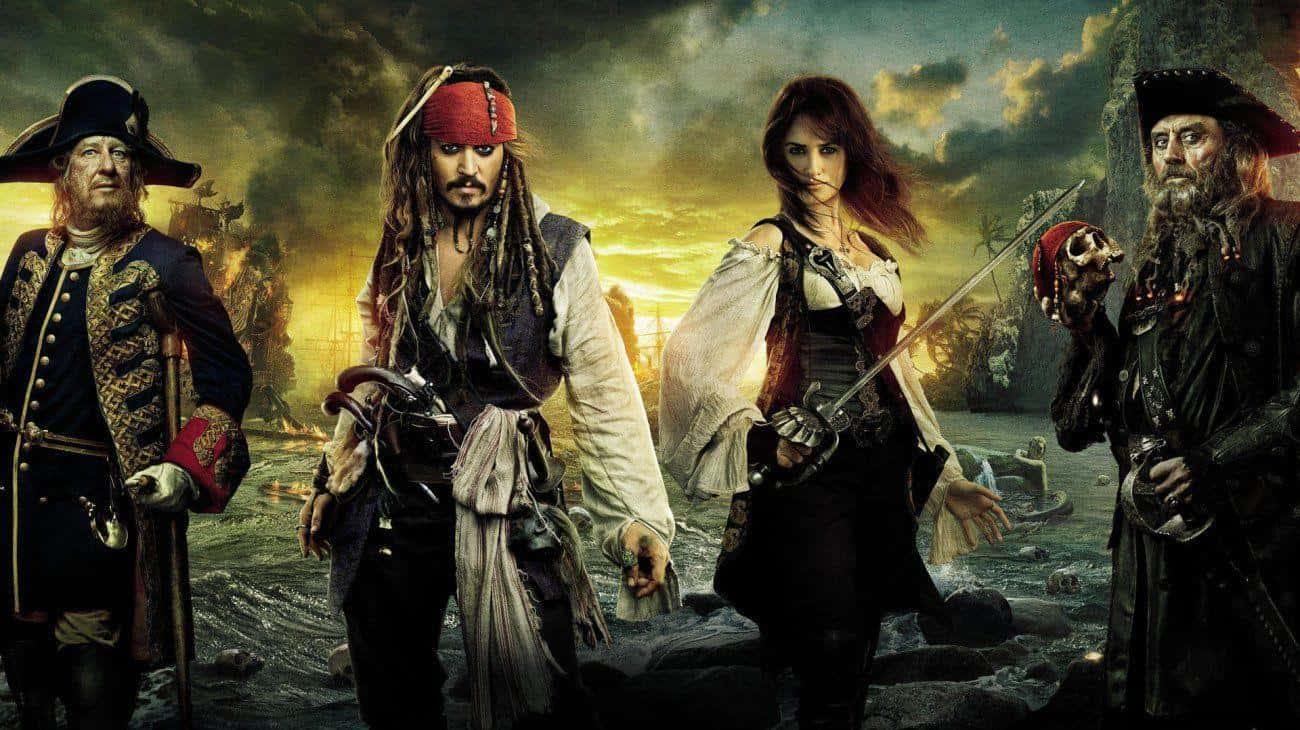 Pirates of the Caribbean: On Stranger Tides ($430 Million)