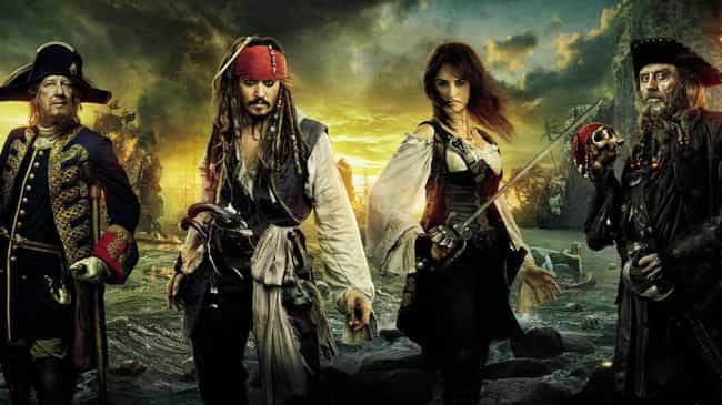 Pirates of the Caribbean: On S... is listed (or ranked) 2 on the list The 16 Most Expensive Movies Ever Made And Why They Cost That Much