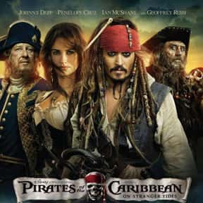 Pirates of the Caribbean: On S is listed (or ranked) 10 on the list The Best Johnny Depp Movies