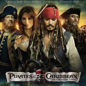 Pirates of the Caribbean: On S is listed (or ranked) 9 on the list The Best Pirate Movies