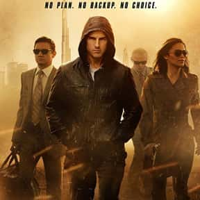 Mission: Impossible – Ghost Pr is listed (or ranked) 22 on the list The Best Spy Movies