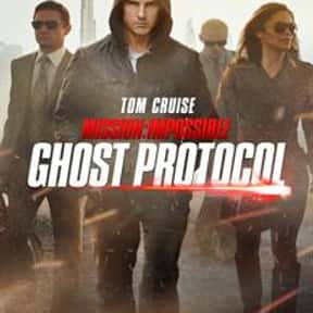 Mission: Impossible – Ghost Pr is listed (or ranked) 21 on the list The Greatest Movies About CIA Agents & Operatives