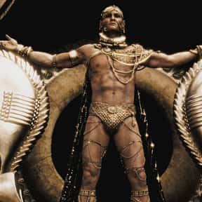 Xerxes is listed (or ranked) 3 on the list List of '300' Characters