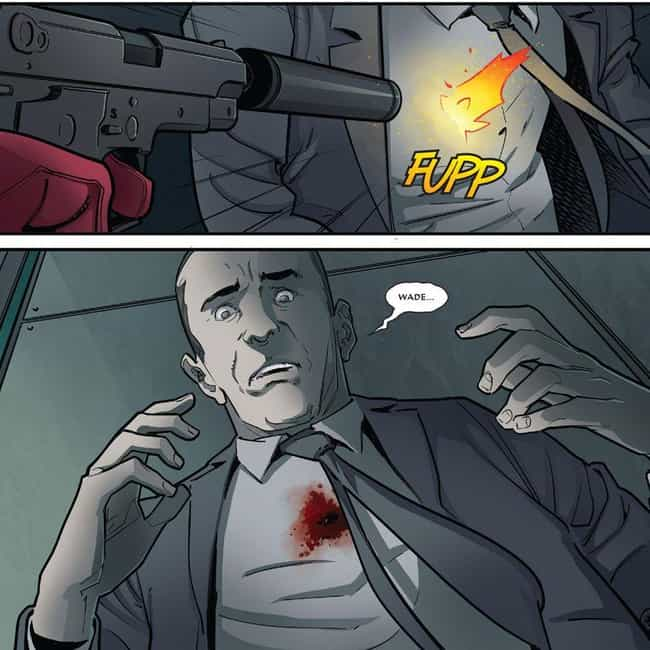 Agent Phil Coulson is listed (or ranked) 2 on the list Marvel Killed Off A Ton Of Your Favorite Characters In Captain America's Secret Empire