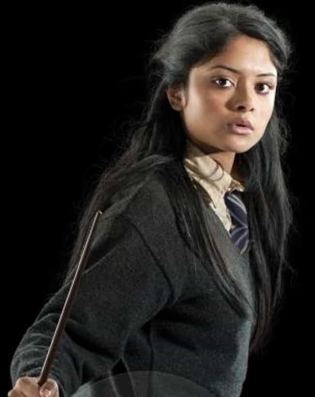 Padma Patil is listed (or ranked) 8 on the list The Best Members of Ravenclaw