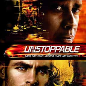 Unstoppable is listed (or ranked) 22 on the list The Best Denzel Washington Movies