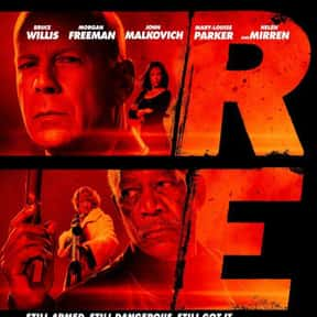 Red is listed (or ranked) 7 on the list The Best Bruce Willis Movies