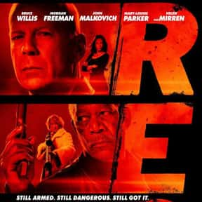 Red is listed (or ranked) 15 on the list The Best Morgan Freeman Movies