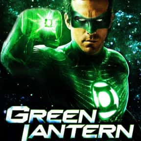 Green Lantern is listed (or ranked) 2 on the list The Worst CGI Adventure Movies